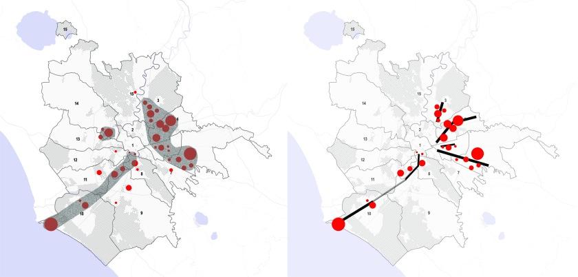 2 Unione QUARTIERI CASE POPOLARI Municipi Roma
